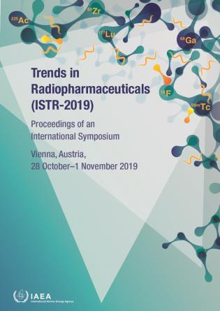 Cover image for the book Trends in Radiopharmaceuticals (ISTR-2019): Proceedings of an International Symposium Held in Vienna, Austraia, 28 October - 1 November 2019