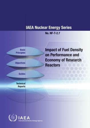 Cover image for the book Impact of Fuel Density on Performance and Economy of Research Reactors