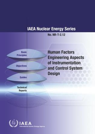 Cover image for the book Human Factors Engineering Aspects of Instrumentation and Control System Design