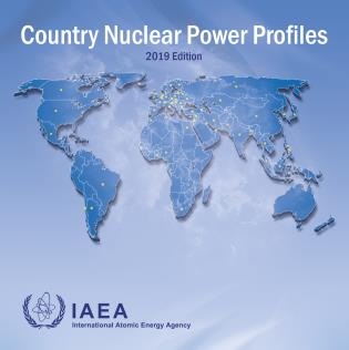 Cover image for the book Country Nuclear Power Profiles, 2019 Edition