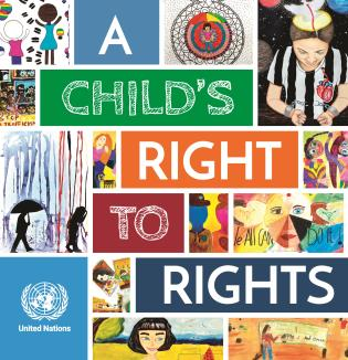 Cover image for the book A Child's Right to Rights