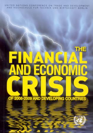 Cover image for the book The Financial and Economic Crisis of 2008-2009 and Developing Countries