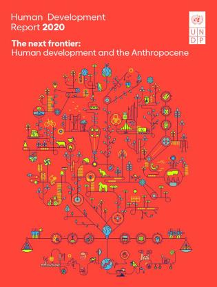 Cover image for the book Human Development Report 2020: The next frontier: Human development and the Anthropocene