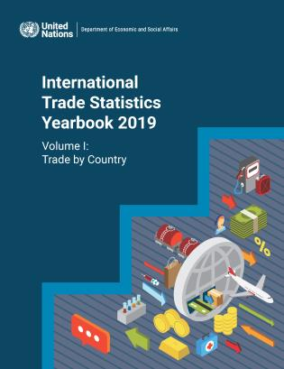 Cover image for the book International Trade Statistics Yearbook 2019: Trade by Country, Volume I