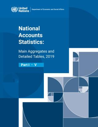 Cover image for the book National Accounts Statistics: Main Aggregates and Detailed Tables 2020