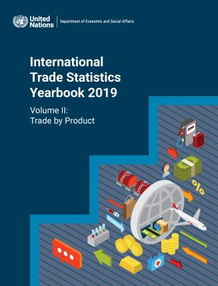 Cover image for the book International Trade Statistics Yearbook 2019: Trade by Product, Volume II