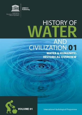 Cover Image of the book titled History Of Water And Humanity