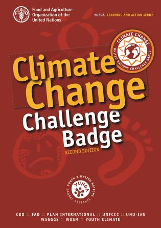Cover image for the book Climate Change Challenge Badge, Second Edition