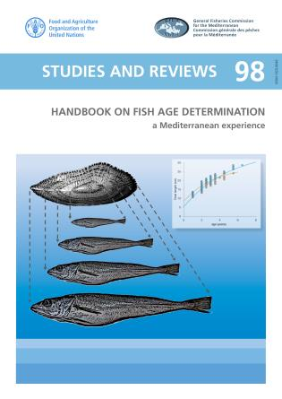Cover image for the book Handbook on Fish Age Determination: A Mediterranean Experience