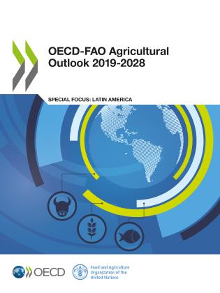 Cover image for the book OECD-FAO Agricultural Outlook 2019-2028