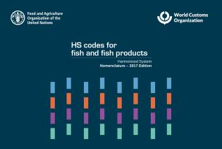 Cover image for the book HS codes for fish and fish products: Harmonized System. Nomenclature, 2017 Edition