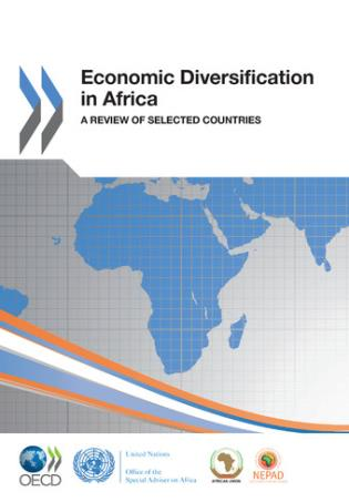 Cover image for the book Economic Diversification In Africa: A Review Of Selected Countries