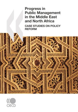 Cover image for the book Progress In Public Management In The Middle East And North Africa: Case Studies On Policy Reform