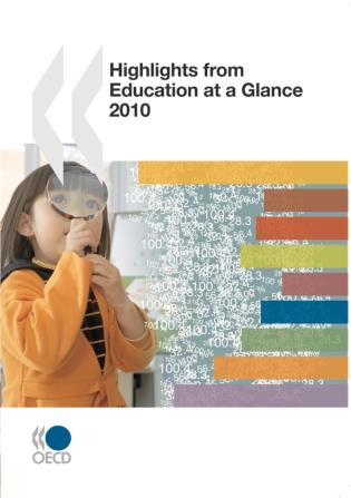 Cover image for the book Highlights From Education At A Glance: 2010
