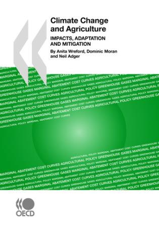 Cover image for the book Climate Change And Agriculture: Impacts, Adaptation And Mitigation