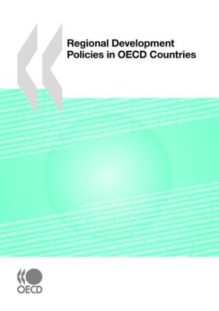 Cover image for the book Regional Development Policies In OECD Countries