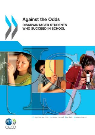 Cover image for the book Pisa Against The Odds: Disadvantaged Students Who Succeed In School