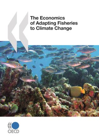 Cover image for the book The Economics Of Adapting Fisheries To Climate Change