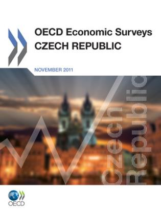 Cover image for the book OECD Economic Surveys: Czech Republic: 2011