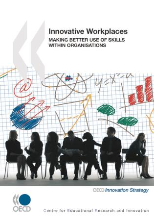 Cover image for the book Innovative Workplaces: Making Better Use Of Skills Within Organisations