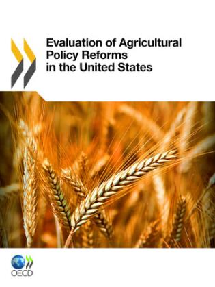Cover image for the book Evaluation Of Agricultural Policy Reforms In: The United States
