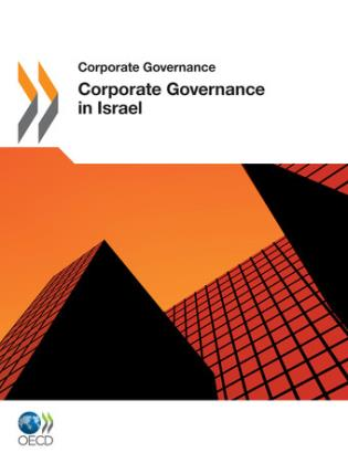 Cover image for the book Corporate Governance In Israel 2011