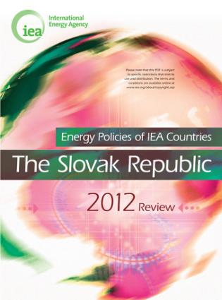 Cover image for the book Energy Policies Of IEA Countries: Slovak Republic 2012