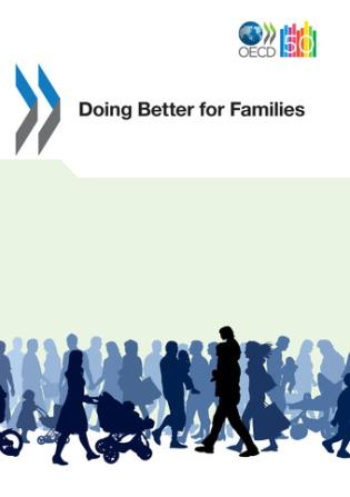 Cover image for the book Doing Better For Families