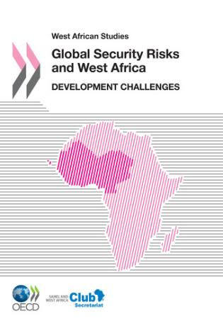 Cover image for the book West African Studies: Global Security Risks And West Africa: Development Challenges