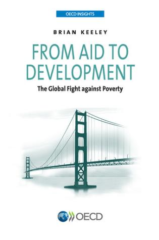 Cover image for the book OECD Insights: From Aid To Development - The Global Fight Against Poverty