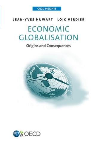 Cover image for the book OECD Insights Economic Globalisation Origins And Consequences