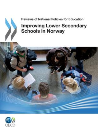 Cover image for the book Reviews Of National Policies For Education: Improving Lower Secondary Schools In Norway 2011