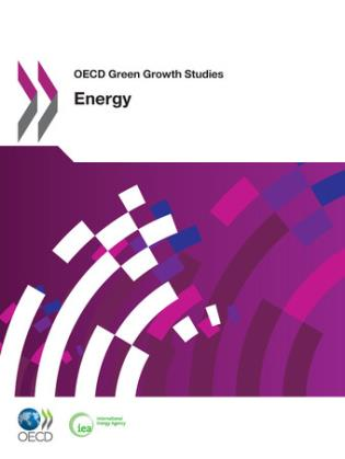 Cover image for the book OECD Green Growth Studies: Energy