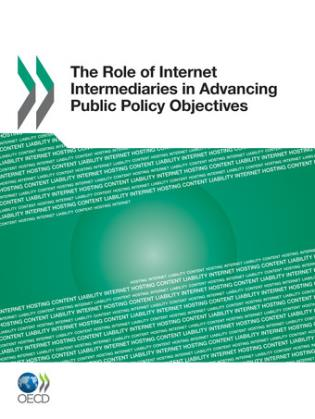 Cover image for the book Role Of Internet Intermediaries In Advancing Public Policy Objectives
