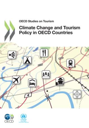 Cover image for the book Climate Change And Tourism Policy In OECD Countries