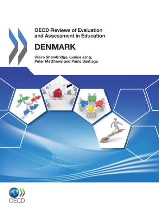 Cover image for the book OECD Reviews Of Evaluation And Assessment In Education: Denmark 2011