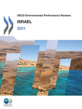 Cover image for the book OECD Environmental Performance Reviews: Israel 2011