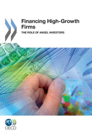 Cover image for the book Financing High-Growth Firms: The Role Of Angel Investors
