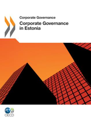 Cover image for the book Corporate Governance In Estonia 2011