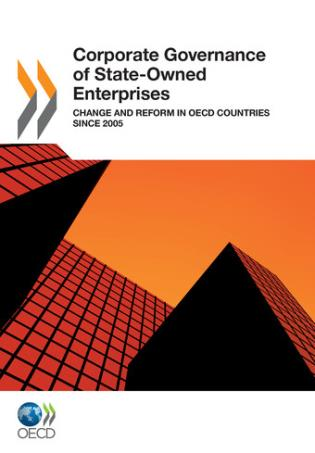 Cover image for the book Corporate Governance Of State-Owned Enterprises: Change And Reform In OECD Countries Since 2005
