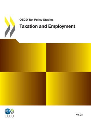 Cover image for the book Taxation And Employment: OECD Tax Policy Studies