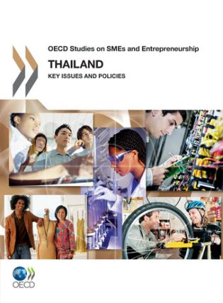 Cover image for the book Thailand: Key Issues And Policies