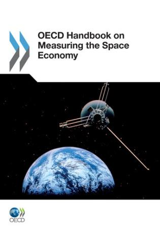 Cover image for the book OECD Handbook On Measuring The Space Economy