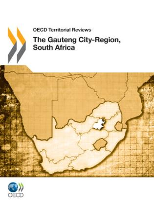 Cover image for the book OECD Territorial Reviews: The Gauteng City-Region, South Africa 2011