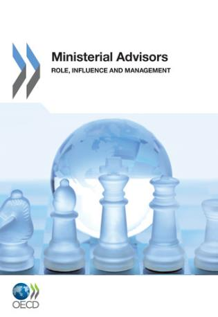 Cover image for the book Ministerial Advisors: Role, Influence And Management