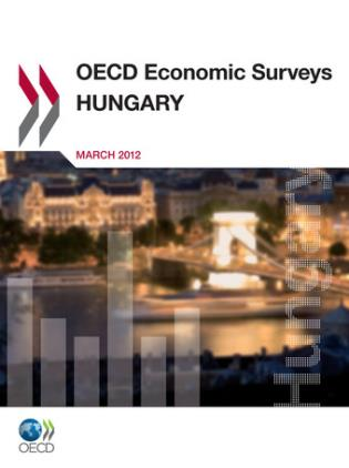 Cover image for the book OECD Economic Surveys: Hungary: 2012