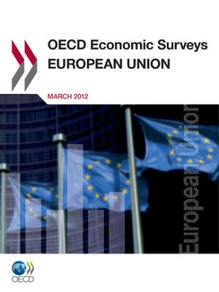 Cover image for the book OECD Economic Surveys: European Union: 2012