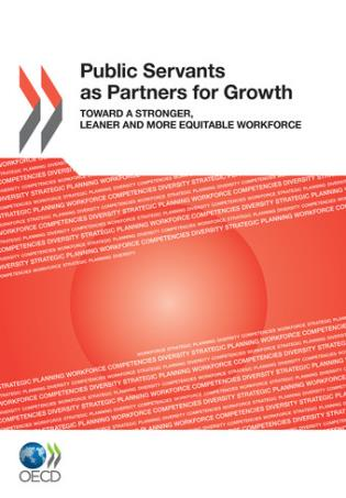 Cover image for the book Public Servants As Partners For Growth