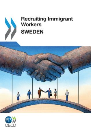 Cover image for the book Recruiting Immigrant Workers: Sweden 2011