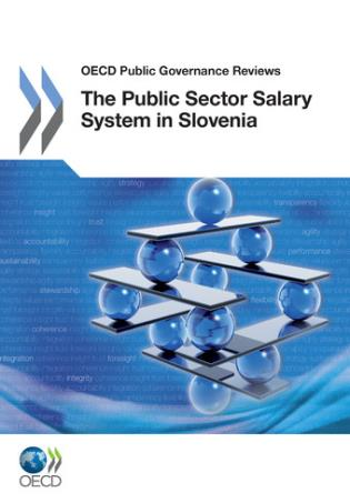 Cover image for the book The Public Sector Salary System In Slovenia